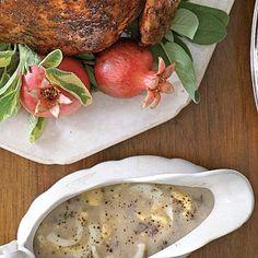 Old-Fashioned Giblet-Egg Gravy | SouthernLiving.com