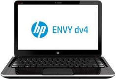 "HP ENVY dv4t-5200 2.30-3.40GHz i7-2820QM 8GB 500GB SSD 14"" HD Blu-Ray ROM DV4 by HP. $1181.00. Operating System: - Windows® 8 x 64 Graphics: - Intel HD Graphics Display:  - 14"" HD HP BrightView LED Display (1366 x 768) Networking, Wi-Fi, and Wireless Options: - Wireless 802.11 a/b/g/n Battery: - 6-Cell Lithium Ion Battery Camera: - Integrated Ports, Slots & Chassis: -3 x USB 2.0 -HDMI -VGA -RJ-45 -Headphone Out - Microphone In -Media Card Reader Color: - Black System Dimension..."