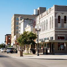 Best College Towns - Bryan/College Station, TX