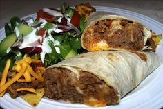 * * * Crock Pot Mexican Meatloaf: one of our favorite slow cooker meals - easy to make and so delicious! Serve in flour tortilla, on rice, or chopped onto tortilla chips. YUM