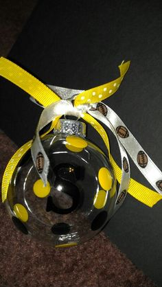 Steelers ornament