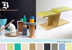 Fall / Winter 2013/2014 home trends - Assembled.  Be sure to click through to the site for a more detailed description of this trend.