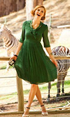 Women's retro and vintage-style dresses
