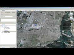 Google Earth Basics for K-12 Education - Tutorial 3.1