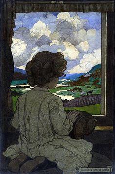 The Journey    Elizabeth Shippen Green (1871–1954)
