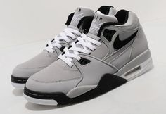 Nike Air Flight 89 Wolf Grey