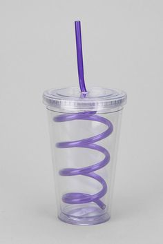 Make your to-go beverage a little more playful. #urbanoutfitters