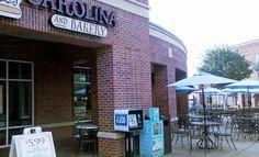 Cafe Carolina #raleigh #cary #chapelhill