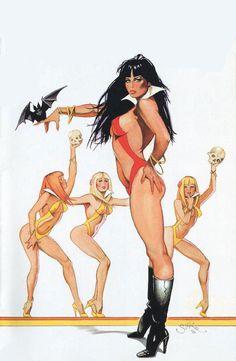 Vampirella Silver Aniversary Collection