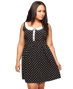 Cute and only $24.80. Up to size 3X