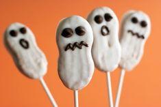 Nutterbutter ghosts