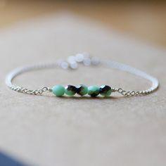 frida - beaded bracelet by elephantine. $30.00, via Etsy.
