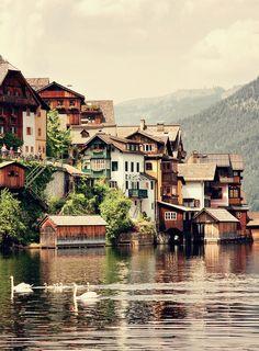adventur, dream, europ, visit, beauti citi, place, travel austria, destin, wanderlust