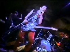 The Clash Live in Tokyo (1982) in colour good quality 55 mins.