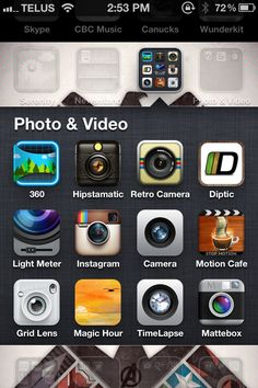 Top 10 Camera Apps For iPhone + 4 Bonus Photo Editing Apps