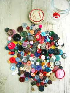 Great vintage buttons