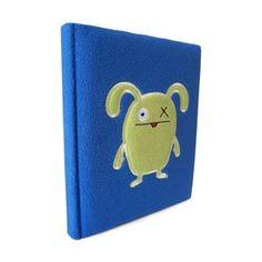 Caderno Uglydoll OX - O Segredo do Vitório