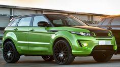 Kahn Design Range Rover Evoque