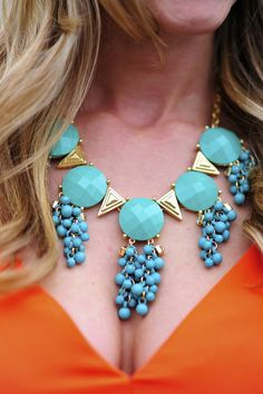 #jewelry #pastel #necklace #pretty