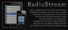 Radio Stream Source Code!