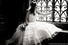 Armstrong Browning Library at #Baylor is the best place for bridal portraits.   :)