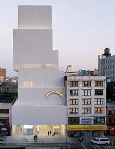 """A very happy find in lower Manhattan.  The New Museum takes its collection from works post 2000.  Extra special find....""""Jewel"""" AV presentation by Hassan Khan.  Still mesmerised by it two months on..."""