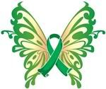 Idea for tattoo. Tweak it a little bit. Ribbon is for cerebral palsy awareness.