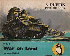 War On Land, James Holland, PP1, 1940