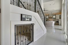 Terra Bella Show House 2013 - contemporary - hall - new orleans - by Maison de Reve Builders LLC