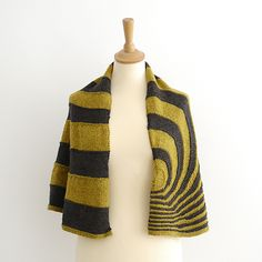 on the queue for sure. Sideway Shawls pattern by Kyoko Nakayoshi