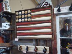 Baseball Bats & Balls Flag