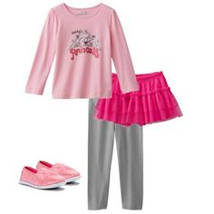 Jumping Beans Pretty Princess Separates - Toddler