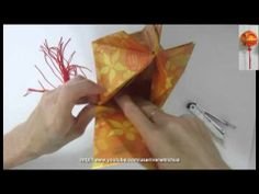 DIY Chinese New Year Lantern TUTORIAL 1 - Mashpedia VideoPlayer