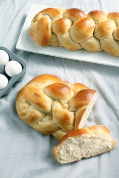 simple challah recipe
