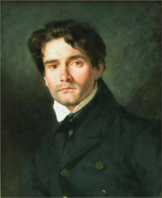 Léon Riesener - Eugene Delacroix