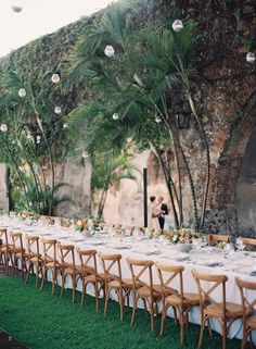 Romantic and Rustic Wedding in Mexico via oncewed.com