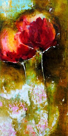 `Together` artist, Emilija Pasagic, Mixed media