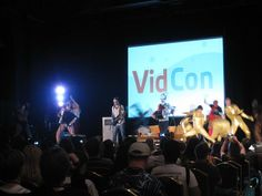 VidCon - Would love to go!