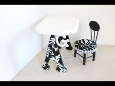 How to Make a Wooden Doll Desk