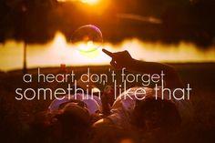 """""""Something Like That"""" ~Tim McGraw ❤"""