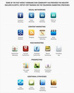 Free Weekly Marketing Training  http://cathart.weeklymarketingwebinars.com/