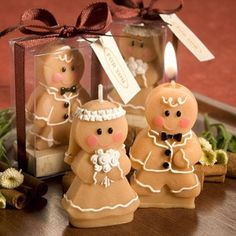 Gingerbread Bride or