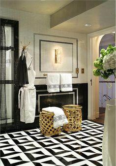 La Dolce Vita: Dissecting the Details: Luxury Bathroom Design by Jamie Herzlinger