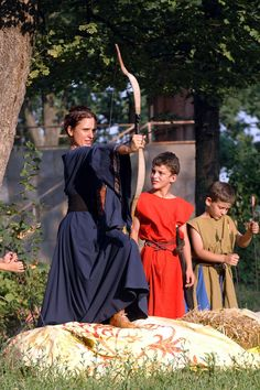 Medieval Art Summer Camp