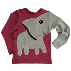This Crazy Cute Elephant Sweater is the perfect gift for any child who loves animals. This is a cool sewing project that combines two sweaters into one. Share if you love this thrifty idea!