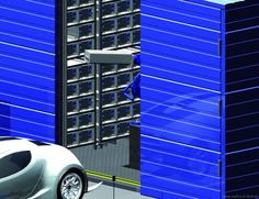enerChange creates an #EV battery replacement system for a petrol-free future  #cleantech
