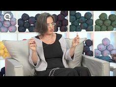 Lavora a maglia con Emma Fassio - Avviare le maglie con i ferri circolari - YouTube