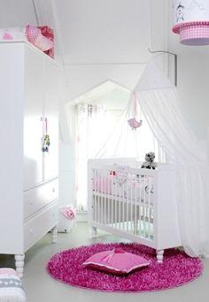 Vloerkleed voor babykamer
