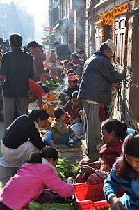 Morning market  Pata
