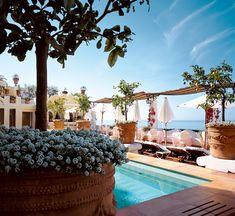 Bars & Pool   Le Sirenuse